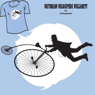 Victorian Velocipede Vulgarity